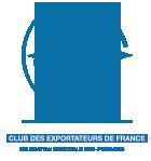Logo Club Exportateurs Francais